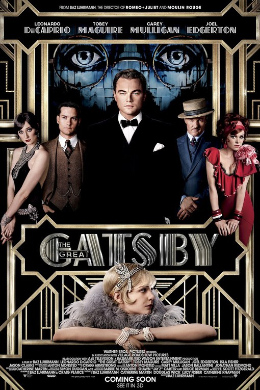 The Great Gatsby: get the look