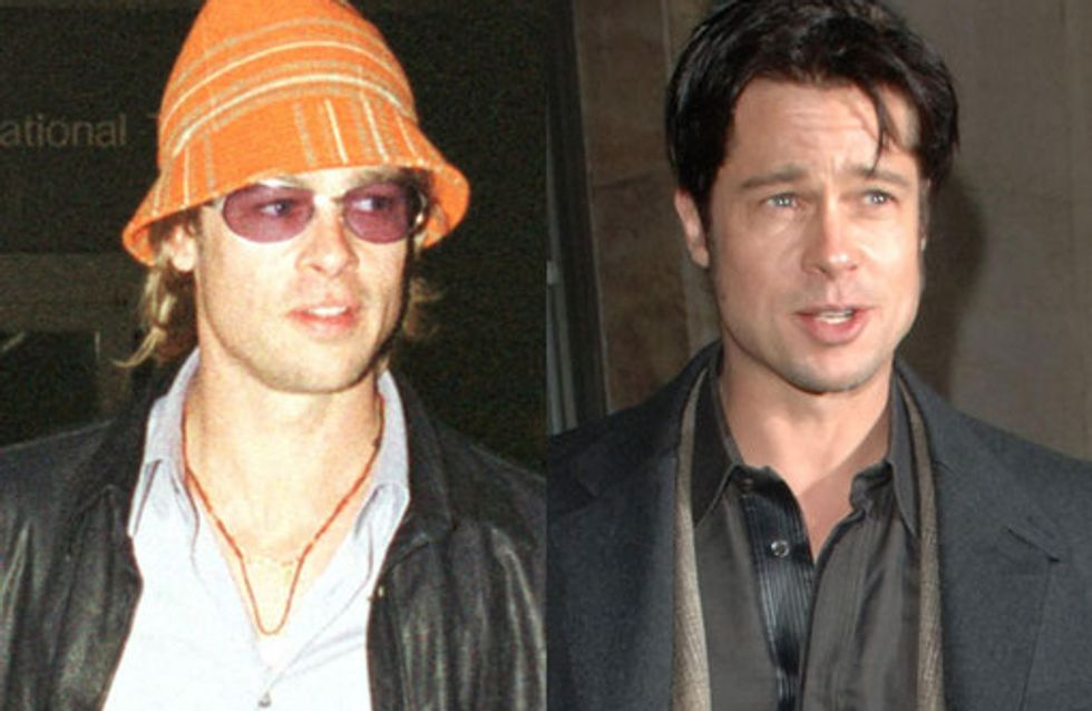 Brad Pitt photos: Hot actor and devoted family man