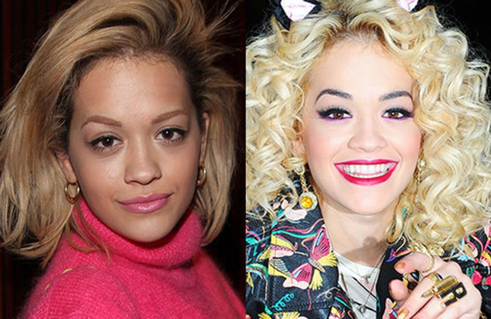 Rita Ora hair: Her best and worst barnets
