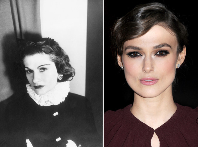 Stars of biopics and their real-life counterparts