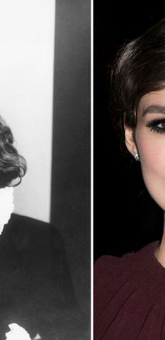 Seeing double: Stars of biopics and their real-life counterparts