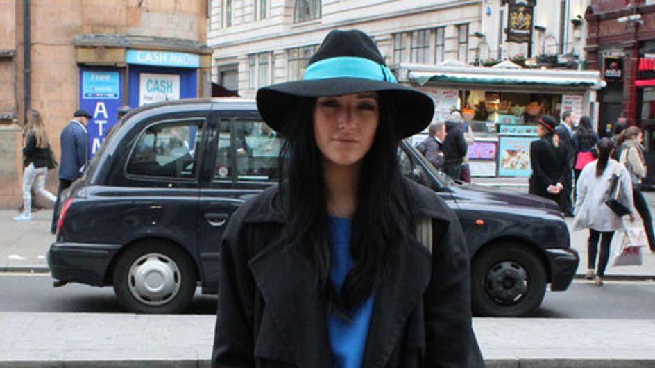 London Street Style May 2013