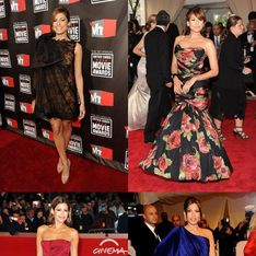 Eva Mendes style file: Her hot fashion looks