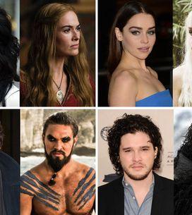 Games of Thrones: attori vs personaggi