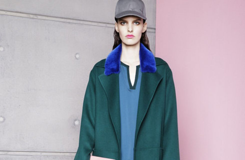 Chic & sporty. Max Mara Resort Collection 2014