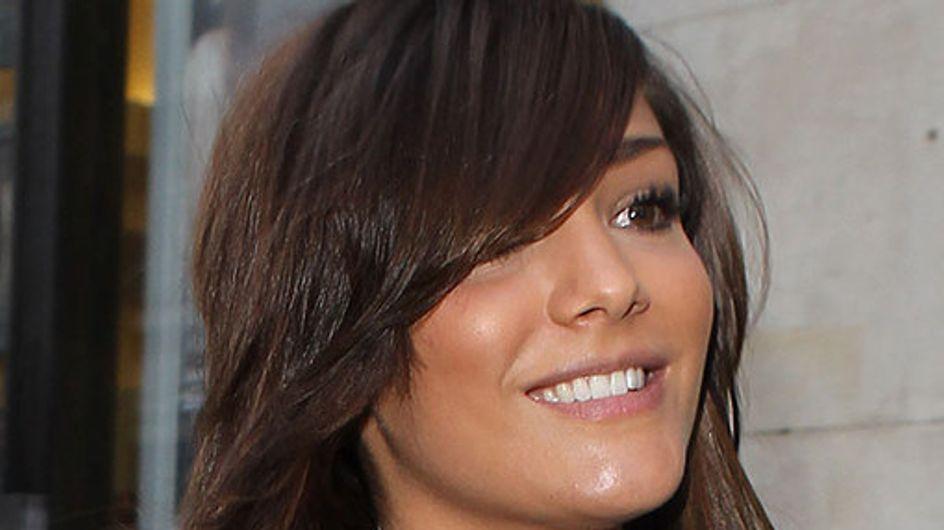 Frankie Sandford hair: Her changing tresses