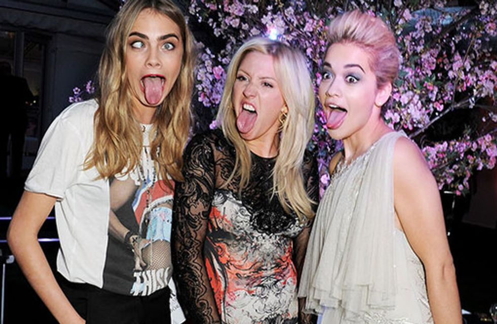 Glamour Awards 2013: The best and worst dressed