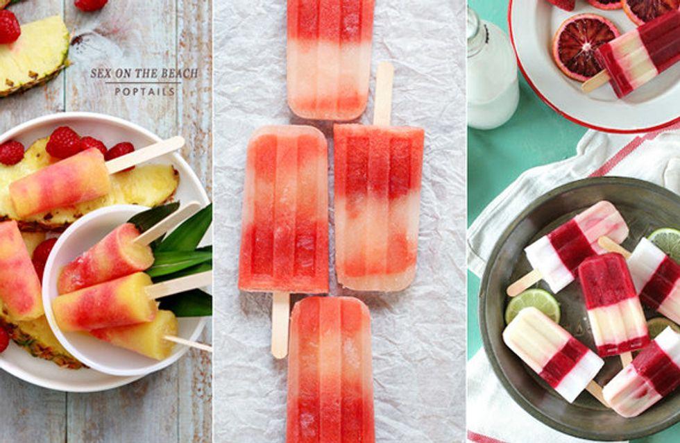 Tempo di ghiaccioli! Idee originali per rinfrescare l'estate