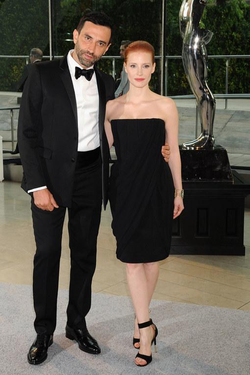 Ecco il miglior stilista internazionale del 2013: l'italiano Riccardo Tisci, designer di Givenchy