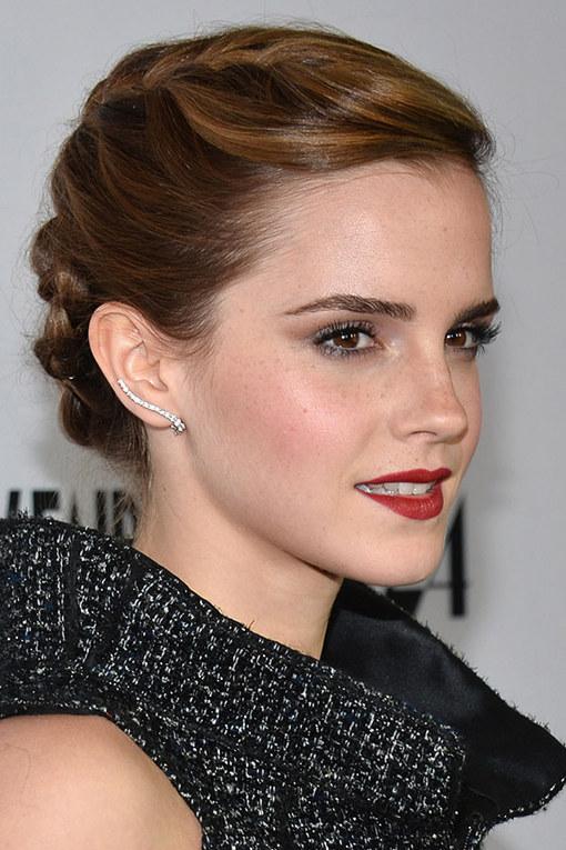 Emma Watson hair: Her hair history