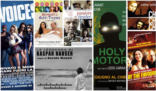 I film da vedere a giugno 2013