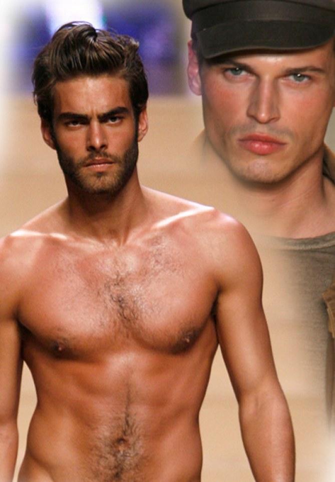 Hot & sexy - Männermodels!
