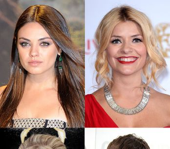 Hairstyles For Round Faces: A List Approved Looks