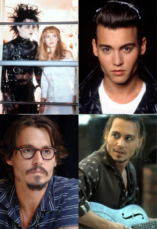 Johnny Depp: Vom Teenie-Schwarm zum Superstar