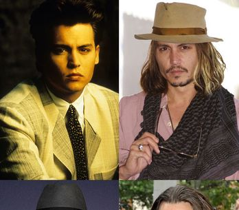 Johnny Depp pictures: Hot movie star turns 50