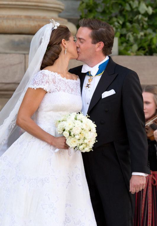 Prinzessin Madeleine & Chris O'Neill
