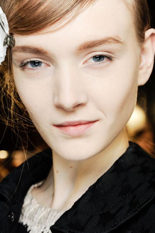 Make up per labbra sottili