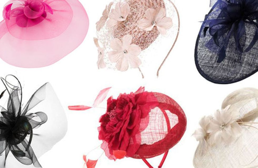 Hats for Ascot: Fashion for Ladies Day