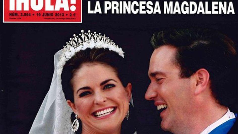 Las portadas de las revistas: Junio semana 2