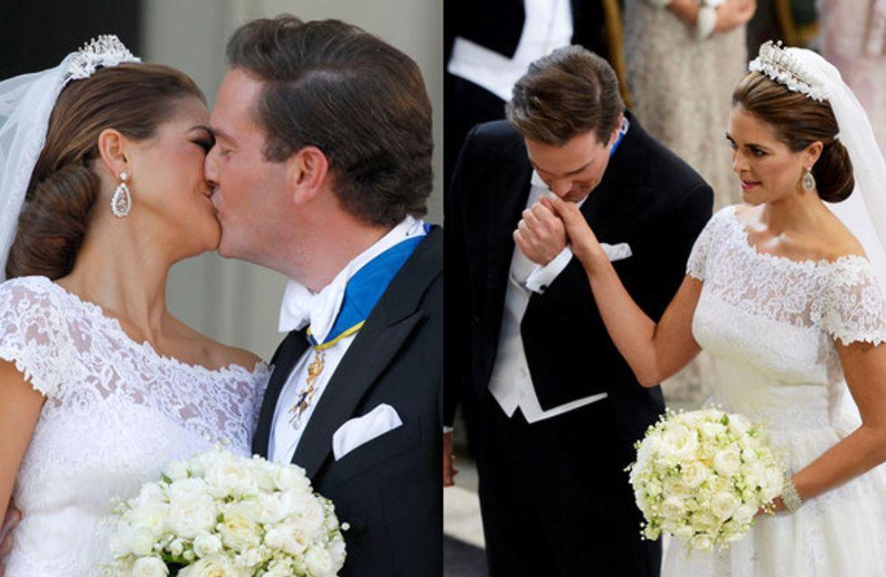 La boda de Magdalena de Suecia en imágenes