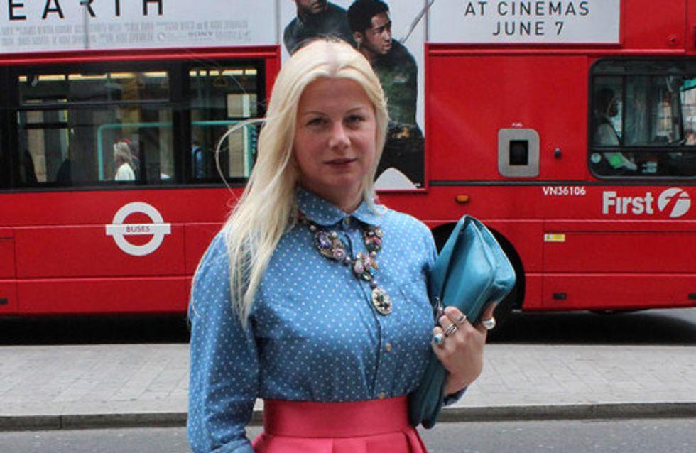 Endlich Sommer! Die neuesten Streetstyles aus London