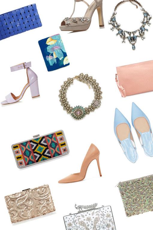 Wedding guest accessories