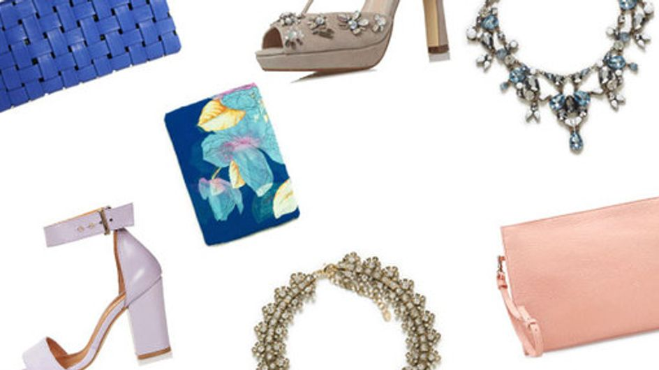 Wedding guest accessories: For ultimate chic