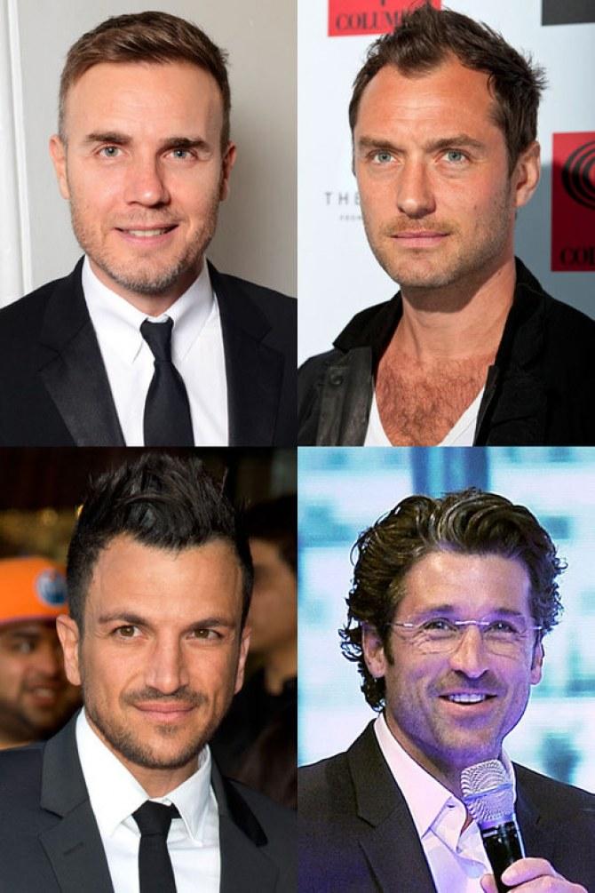50 Hottest Celebrity Dads