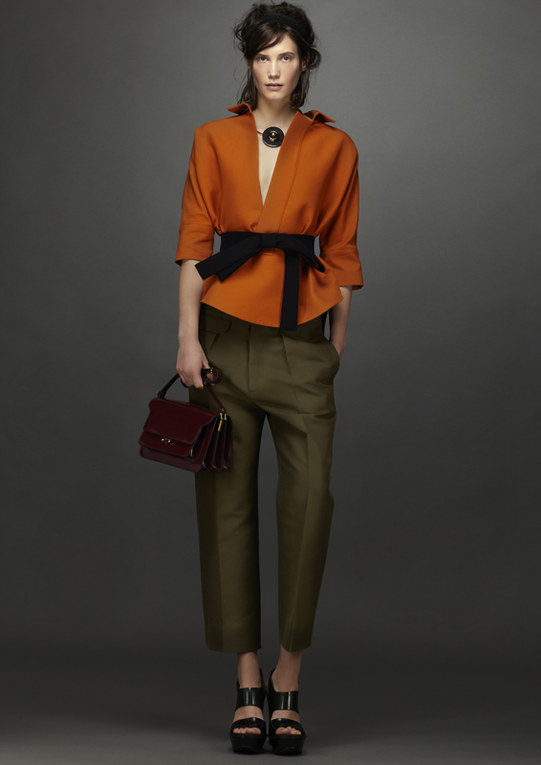 Marni Resort collection 2014
