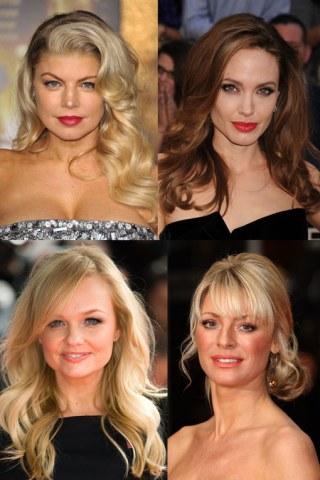 Hairstyles For Square Faces Celebrity Locks Photo Album Sofeminine