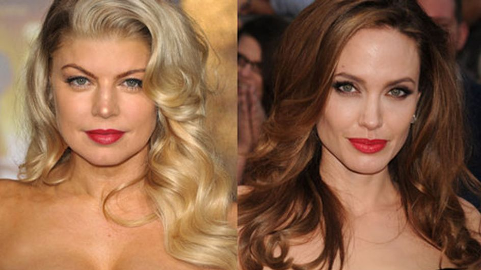 Hairstyles for square faces: Celebrity locks