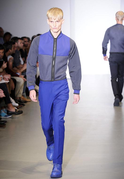 Calvin Klein - Milán Fashion Week Primavera Verano 2014