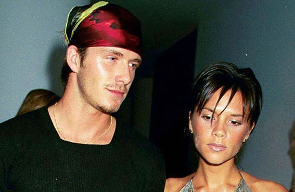 David and Victoria Beckham's wedding anniversary: Their love in pictures