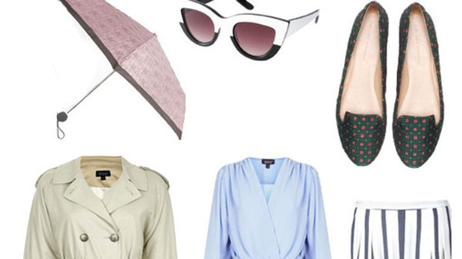 Wimbledon chic: Court-side fashion