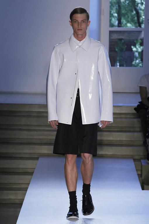 Jil Sander - Milán Fashion Week Primavera Verano 2014