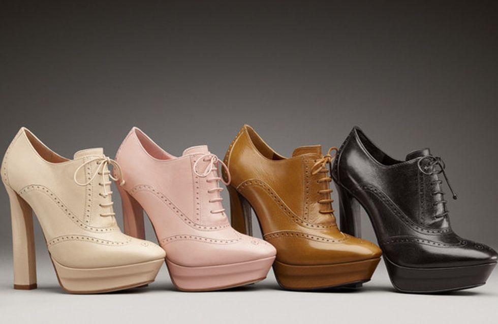 Luxus für die Füße: Von diesen Schuhen träumen wir jetzt!