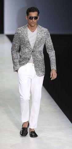 Elegancia y clase para el hombre de Giorgio Armani