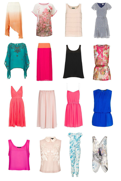 Sheer fashion: Dainty delicates