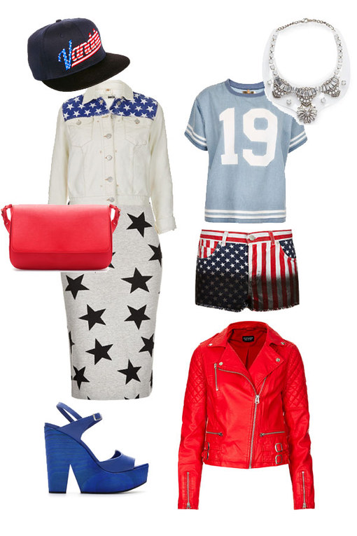 Independence Day: American style fashion