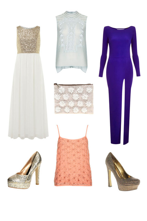 Saturday night fashion: Party approved style