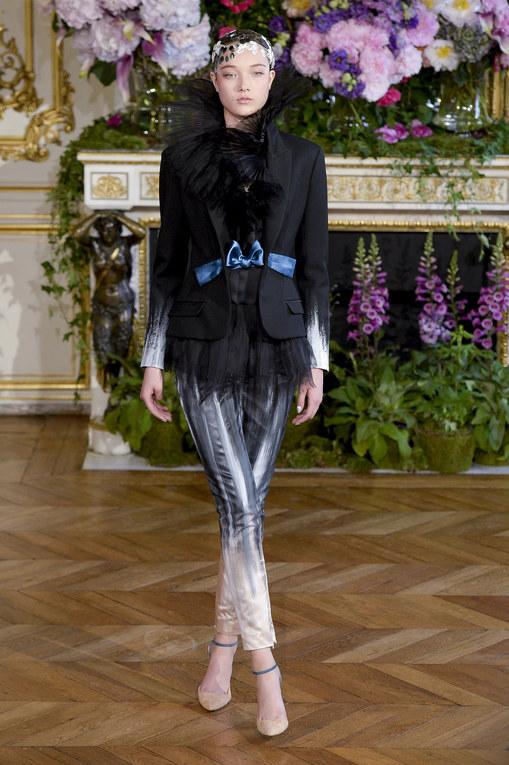 Alexis Mabille Haute Couture autunno inverno 2013 2014
