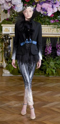 Alexis Mabille, baroque chic