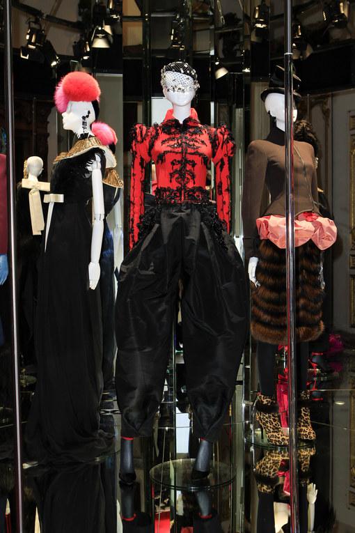 Défilé Schiapparelli Haute Couture Automne-Hiver Paris 2013-2014