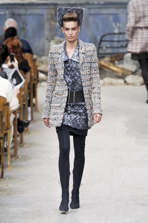 Défilé Chanel Haute Couture Automne-Hiver Paris 2013-2014