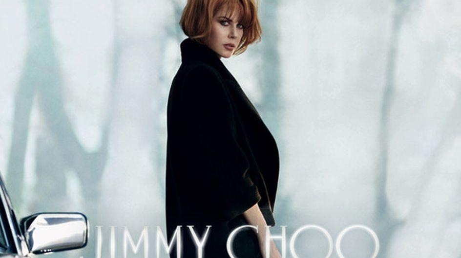 Nicole Kidman sexy per Jimmy Choo