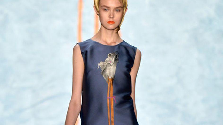 Kilian Kerner: Fashion Week Berlin, Frühjahr/Sommer 2014