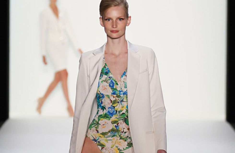 Riani: Fashion Week Berlin, Frühjahr/Sommer 2014