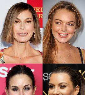Celebrities Who Use Botox: Frozen In Time