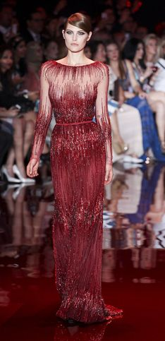 Elie Saab : Royale couture