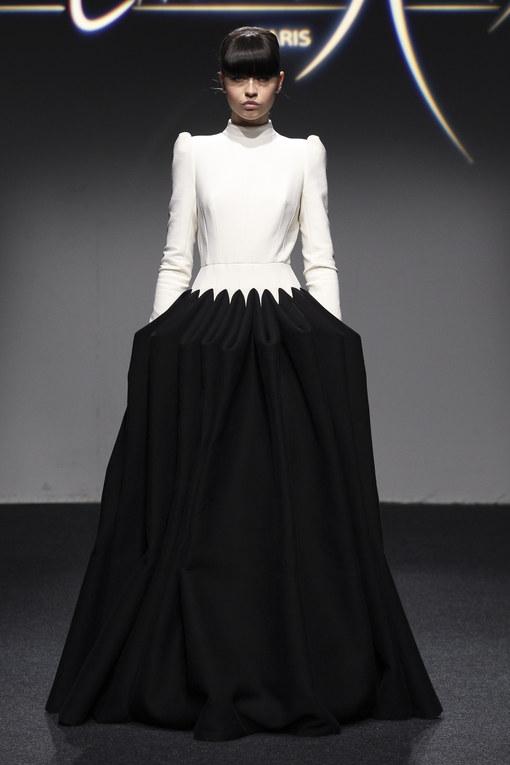 Défilé Clarisse Hieraix Haute Couture Automne-Hiver Paris 2013-2014
